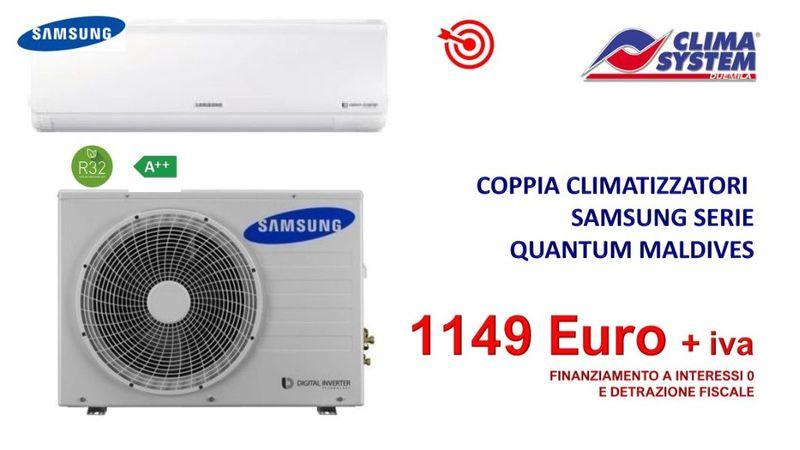 coppia-climatizzatori-samsung-serie-quantum-maldives-new-model-2019-9000-e-12000-btu