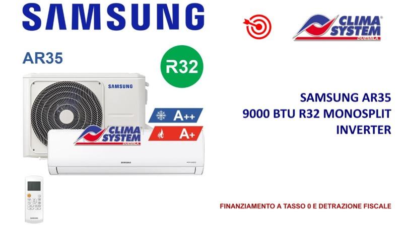 offerta-coppia-climatizzatori-samsung-ar35