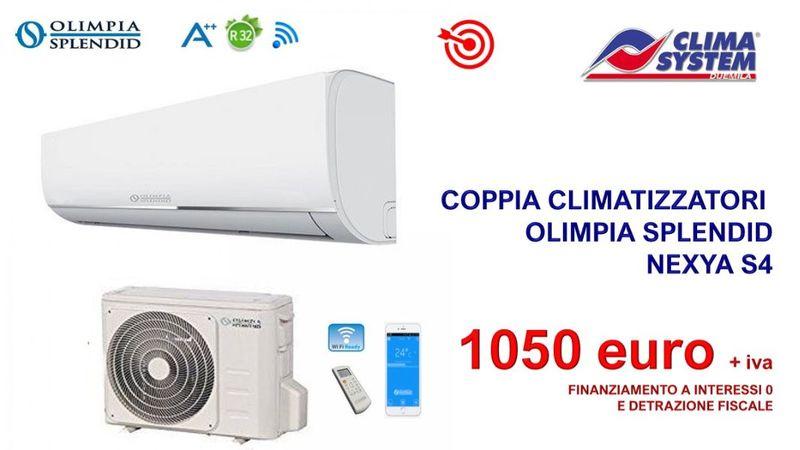 coppia-climatizzatori-olimpia-splendid-nexya-s4-new-model-2019-9000-e-12000-btu
